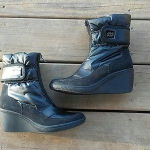 Anne Klein sport winter/rain boots